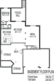walk out basement floor plans finished basement floor plans novic me