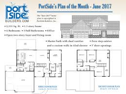 home plan month portside builders u2022 home ideas