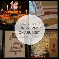 Backyard Sweet 16 Party Ideas Best 25 Sweet 16 Bonfire Ideas On Pinterest Bonfire Birthday