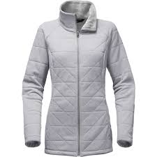 the north face knit stitch fleece jacket for women