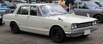 nissan skyline 2000 gtr retrospace retro styling and performance 1971 nissan skyline