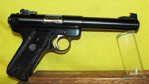 ruger mk ii target bull barrel for sale