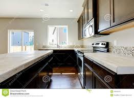 what color kitchen cabinets with dark wood floors natural home design