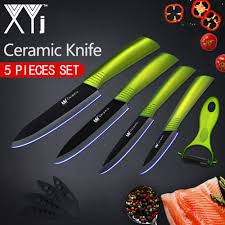 couteau cuisine ceramique xyj cuisine couteaux couteau en céramique 3 4 5 6 zircone