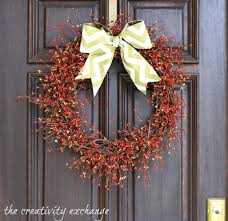 cheap wreaths for front door get quotations a summer and