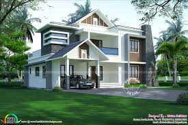 Home Design 50 Sq Ft by U20b950 Lakhs Cost Estimated 5 Bedroom Home Kerala Home Design