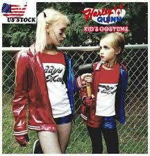 Harley Quinn Halloween Costume Kids Acrylic Blend Harley Quinn Costumes Women Ebay