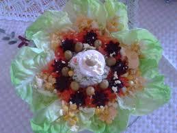 cuisine pour le ramadan recette salade spécial ramadan et pour les invités