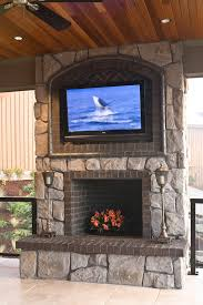 where to put tv attractive mounting a tv over fireplace how to mount on wall of