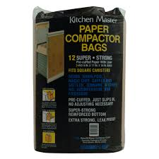Household Trash Compactor Kitchen Master 2 Ply 9 X 17 X 16
