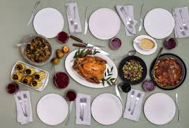 how to plan your thanksgiving menu