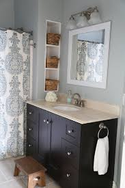 guest bathroom makeover ana white woodworking projects