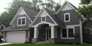 most popular exterior paint colors home design