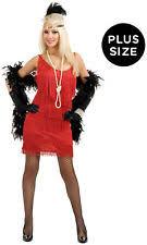 red plus size flapper dress 4x ebay