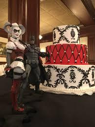 batman and harley quinn wedding cake sweet maria u0027s cakes