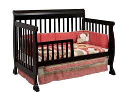 Baby Crib Convertible To Toddler Bed Davinci Kalani 4 In 1 Convertible Baby Crib In W Toddler