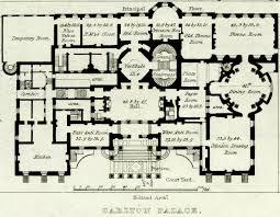 St James Palace Floor Plan Regency History Carlton House A Regency History Guide