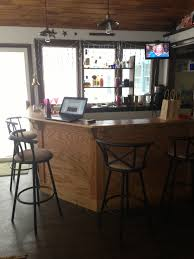 Building Dining Room Table Do It Yourself Oak Bar Build 14 Steps With Pictures