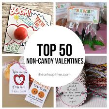 diy valentine s gifts for friends top 50 non candy valentine ideas i heart nap time