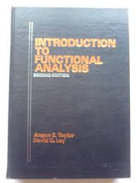 buy introduction to functional analysis book online at low prices