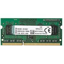 Memory 4gb Pc kingston kvr16ls11 4 arbeitsspeicher 4gb de computer zubeh禧r
