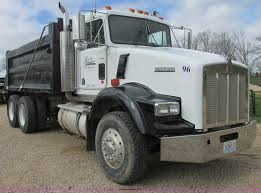 kenworth t800 dump truck 1996 kenworth t800 dump truck item e7194 sold may 30 co