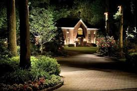 How To Install Led Landscape Lighting Landscape Lighting Installation Low Voltage Fairfax Loudoun Prince