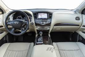 infiniti qx60 trunk space 2018 infiniti qx60 the three row suv for big families