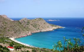 Saint Barts Map by Anse Du Gouverneur Attractions Travel Leisure