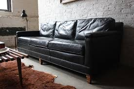 Midcentury Leather Sofa Collection In Century Leather Sofa Danish Mid Century Modern Green