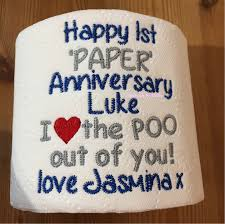wedding anniversary gifts for wedding anniversary gift ideas paper the wedding secret