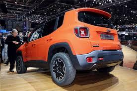 jeep trailhawk lift kit jeep renegade 2016 lifted u203a hwcars info