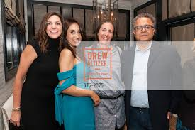 jenna feinberg with rohini sadarandani laura spivey and ravi