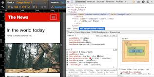 Eye Dropper In Chrome Devtools For Quickly Picking Colors From The Web Page Color Picker