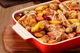 que cuisiner avec des carottes casserole de poulet cuit au four avec carottes et pommes de terre