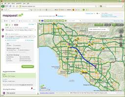 Map Qust Best Los Angeles Traffic Maps And Directions