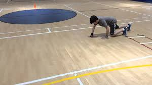Dynamic Sports Flooring by Push Up Side Walking Plank Bear Crawl Combo Youtube