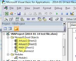 excel proper procedure for declaring global variables in vba