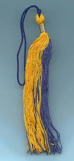 high school tassel the blue and gold alumni association des moines technical high