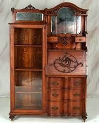 secretary desk with bookcase antique secretary desk with bookcase mohogany victorian antique