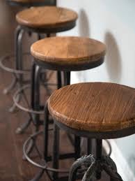 bar stools industrial bar stools wooden step stools rustic