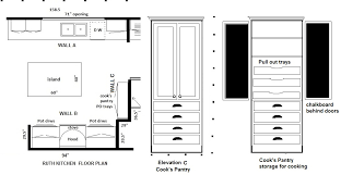 Pantry Cabinet Pantry Cabinet Sizes With Placement Of Kitchen - Kitchen pantry cabinet sizes