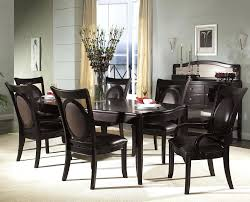 faux leather dining room chairs articles with leather dining room chair cushions tag compact