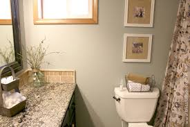 Ideas For A Bathroom Makeover Natural Look Is Popular Trend In Bathroom Makeovers