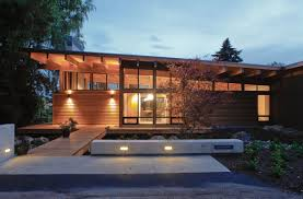 this is another view of the same home with the great garage i