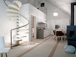 quirky upstairs living room inside modern elegant living room