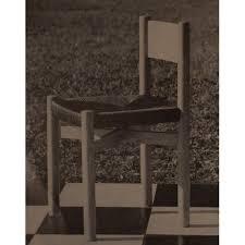 dossier de chaise chaise paillé dossier bois design vintage cote argus price for