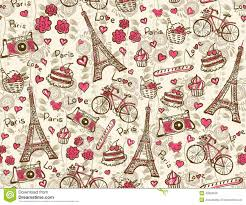 tissu motif paris wallpaper scrapbook paris vintage pesquisa google paper