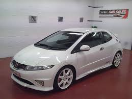 honda white car used 2009 honda civic type r i vtec championship white type r for