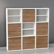 Cube Storage Shelves Bookcases Cube Bookcases Horsens 8 Cube Bookshelf White Officeworks